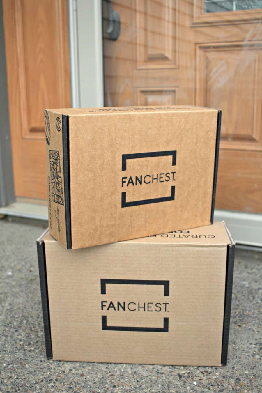FANCHEST - Sports Box For Dad & Baby This Father's Day