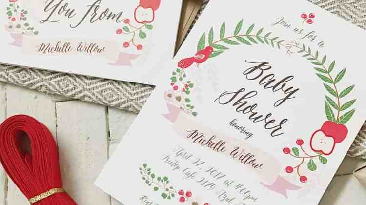 Where to Find Custom Baby Shower Invitations