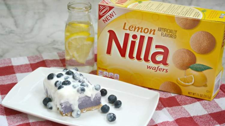 Lemon Blueberry Delight Recipe