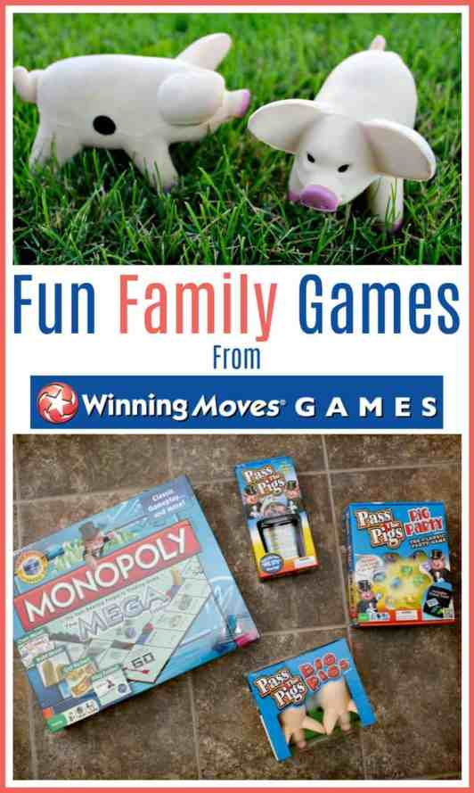 Fun Family Games Giveaway!