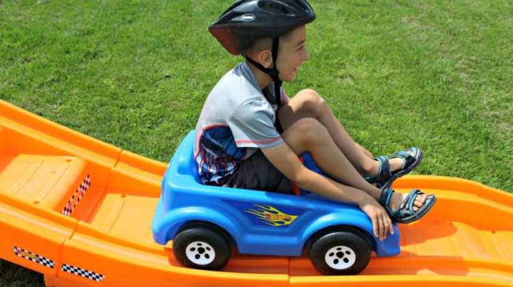 Final Days Of Summer Bucket List And Ideas For Serving Others {+ Step2 Extreme Coaster Giveaway}