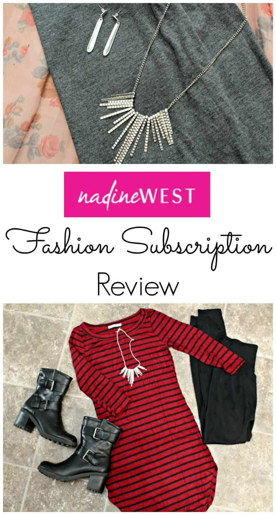 Nadine West Fashion Subscription Review