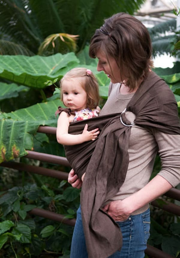 Comfy Joey Ring Sling - Big Blowout Sale!