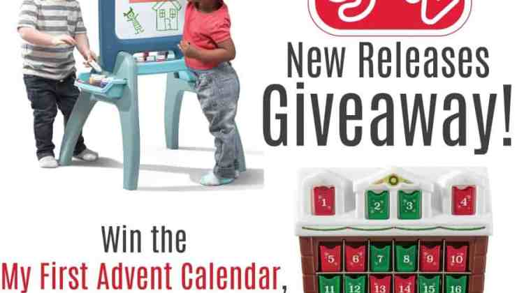 Win a Step2 Prize Package