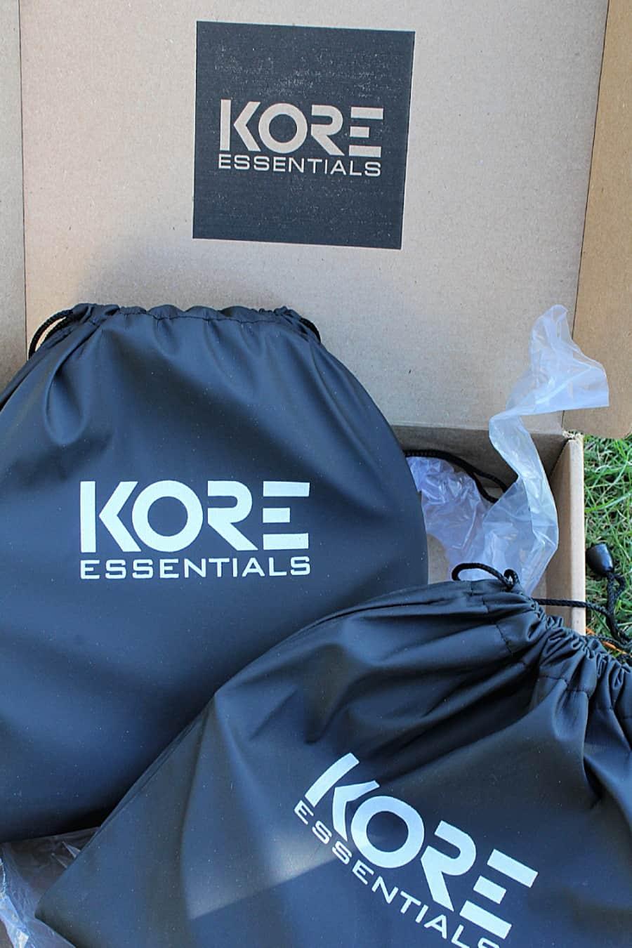 KORE Essentials Mens Track Belts