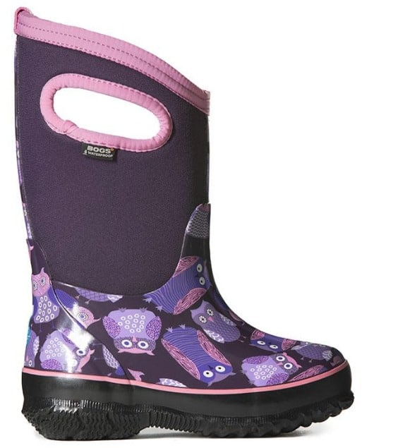 BOGS CLASSIC OWL KIDS' INSULATED BOOTS