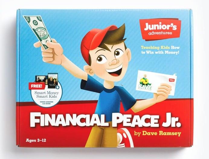 Dave Ramsey Financial Peace Jr.