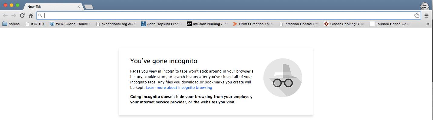 Truy cập ẩn danh trên Google Chrome săn vé máy bay giá rẻ