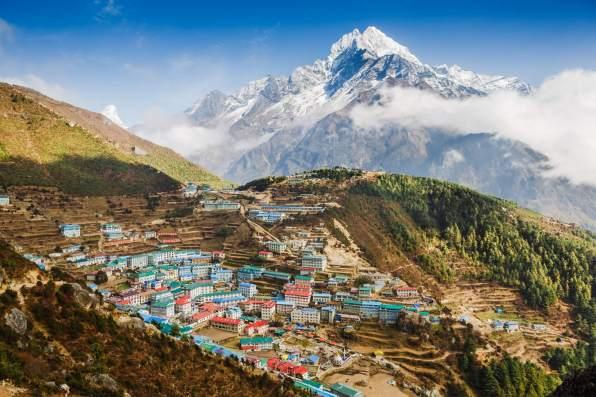 Namche Bizarre Nepal