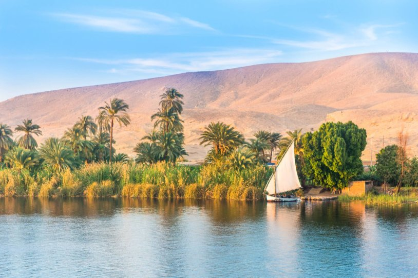 River Nile Egypt