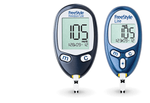 Abbott Freestyle Glucometer
