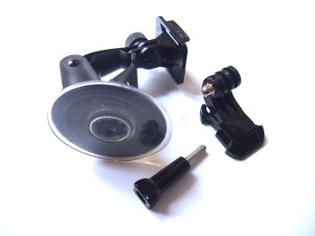 Suction base, ideal for use in the car