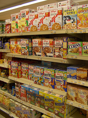 approved food clearance food cheap food breakfast cereals thrifty sustainability shopping cheaper save money