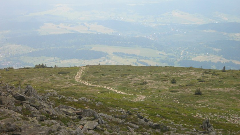 Babia Gora peak