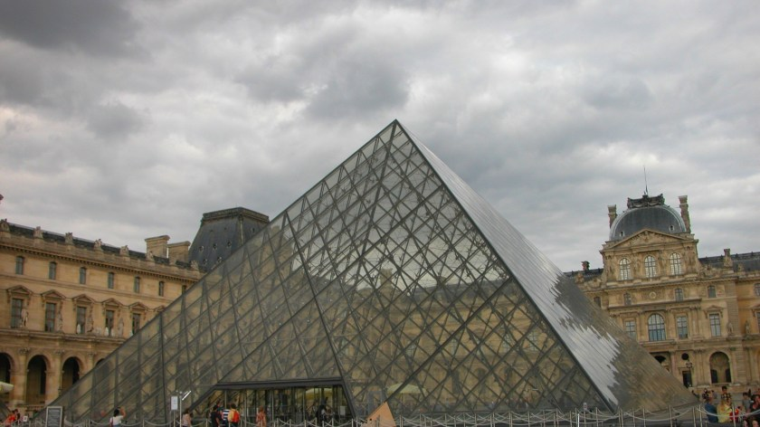 The Louvre Pyramid