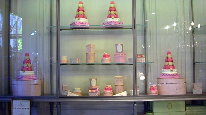 Ladurée world famous macarons