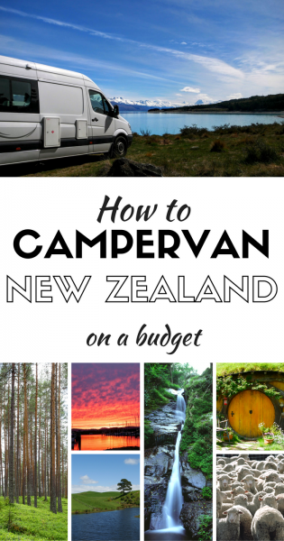 How to Campervan New Zealand on a Budget