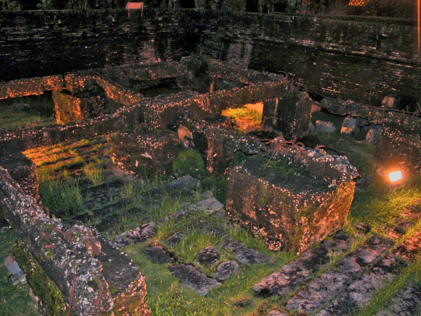 Ruins of the Kowloon Walled City