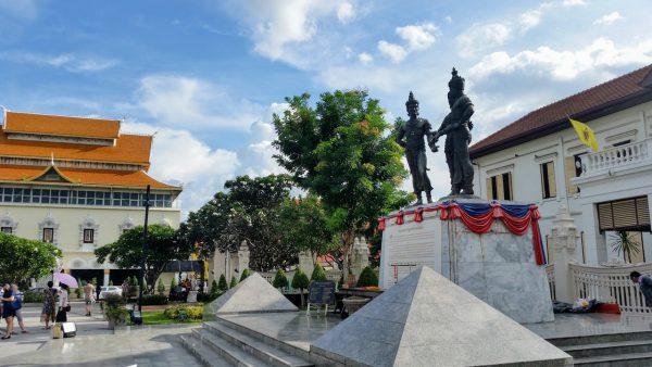 Three King's Monument