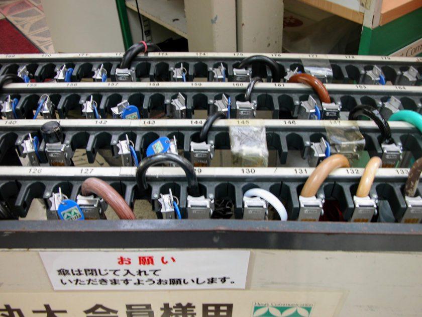 Umbrella Storage Unit