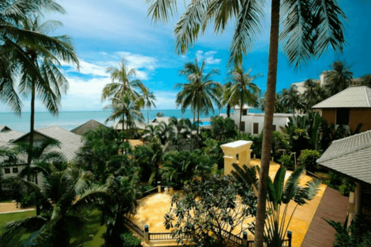 Golden Pine Beach Resort & Spa, Hua Hin