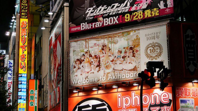 Welcome to Akihabara