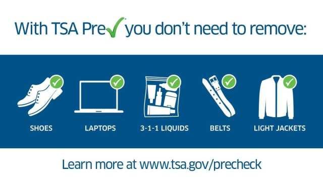 Global Entry vs TSA PreCheck