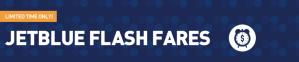 jetblue flash sale