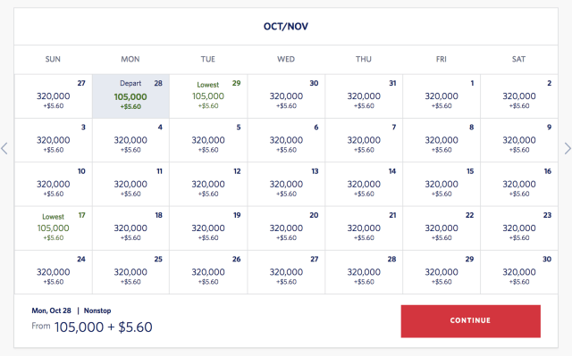 Delta SkyMiles Europe Increase