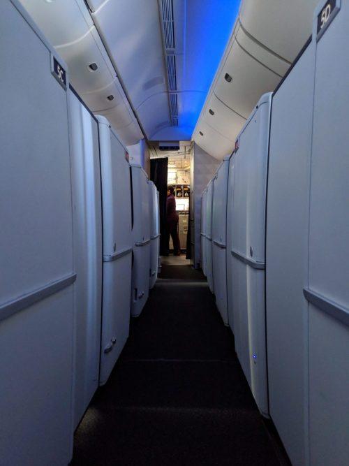 Delta One Suite door