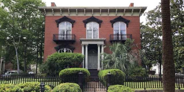 Mercer-Williams House Savannah