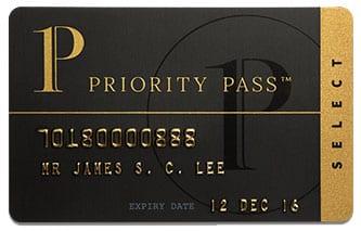 Amex Priority Pass