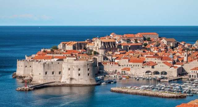 Dubrovnik, Croatia overtourism