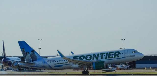 frontier budget airlines covid-19