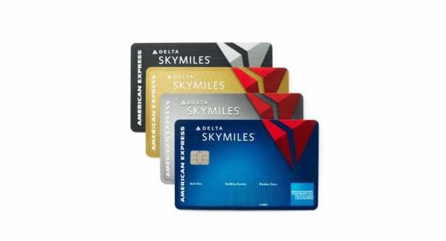 Delta Credit Card