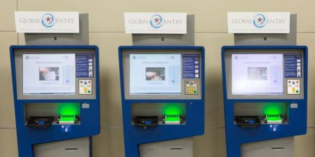 Global Entry Credit Card