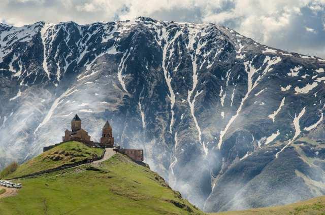 kazbegi georgia country
