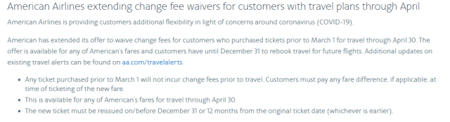 american waiver