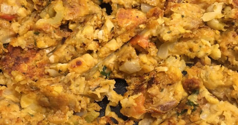 Chickpea Stuffing