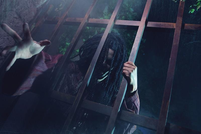 #6 Voodoo Queen - Death Water Bayou at Howl-O-Scream
