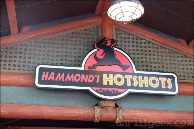 The games have clever names, such as Hammond's Hotshots