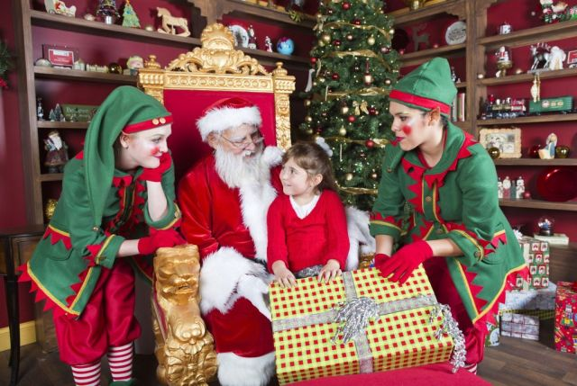 Reminder: Christmas Town Open Friday at Busch Gardens Tampa