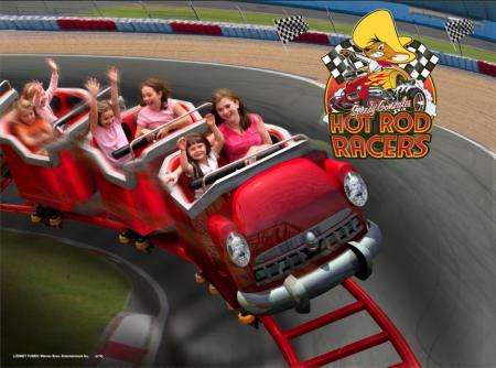 Six Flags Magic Mountain ride-450x334