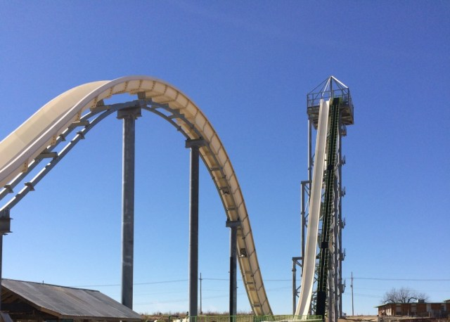 Height of Verrückt at Schlitterbahn to be Unveiled Friday