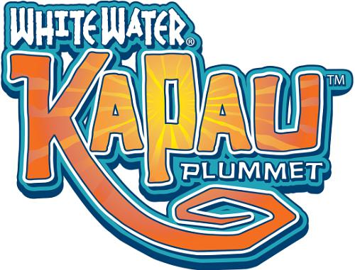 Silver Dollar City Attractions KaPau Plummet Logo