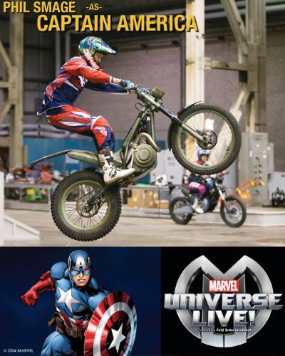 Feld Entertainment Marvel Universe LIVE