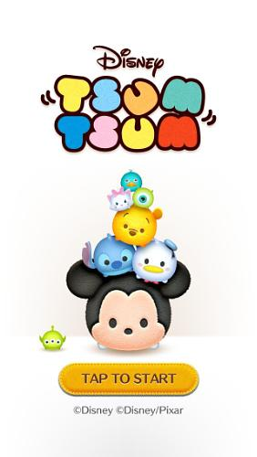 LINE Disney Tsum Tsum