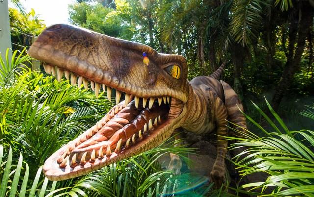 Raptor-roar