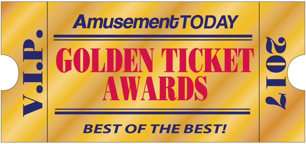 Golden Ticket Awards presented by Amusement Today