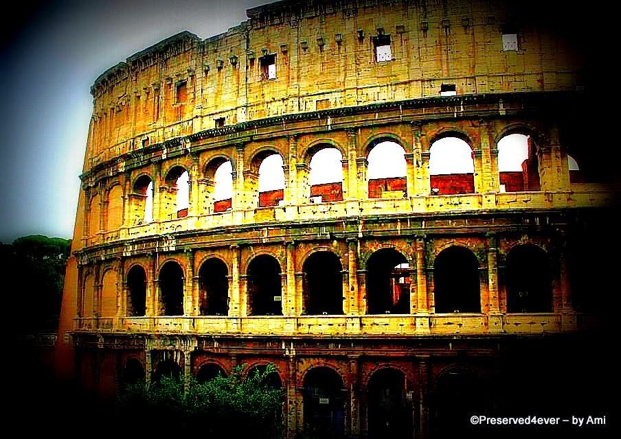 Hail the Mighty Colosseum!!!